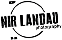 Wedding Photographer Boston – Nir Landau logo